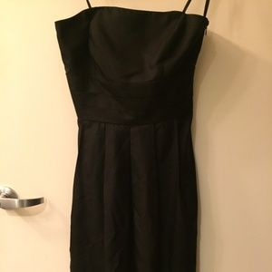 Ann Taylor Formal Black Dress